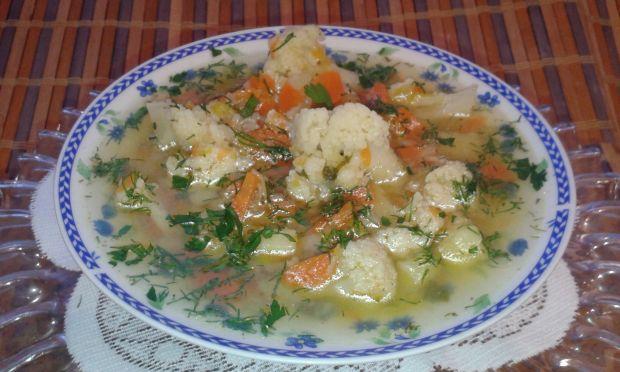 Jarzynowo - warzywna zupa