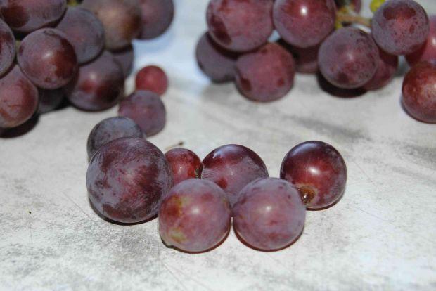 Jesienna sałatka z owocami