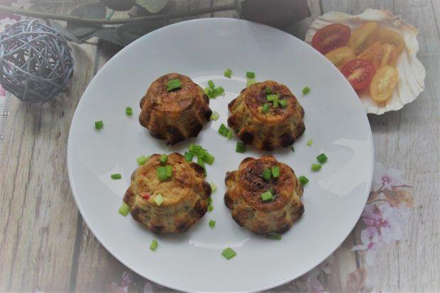 Jesienne wytrawne muffiny