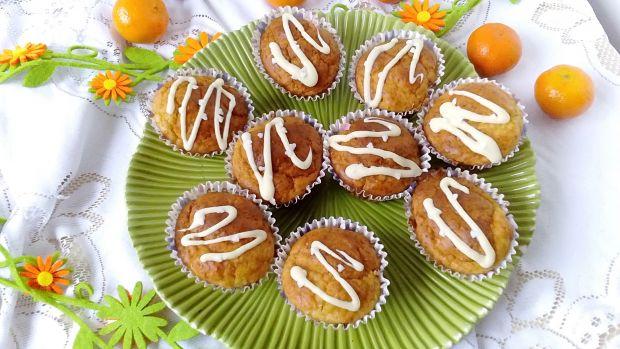 Jogurtowo-mandarynkowe muffinki: