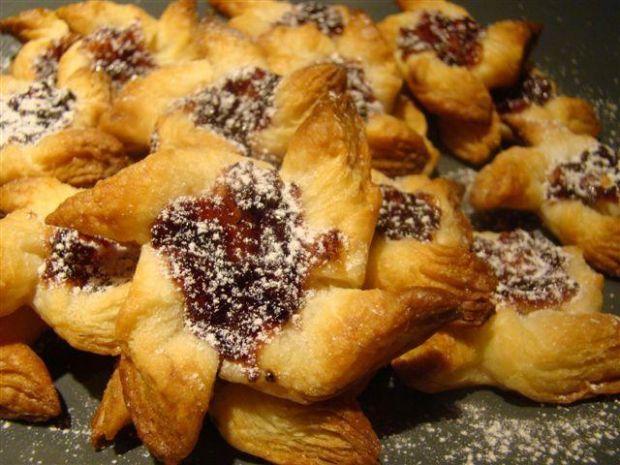 Joulutorttu - fińskie ciasteczka