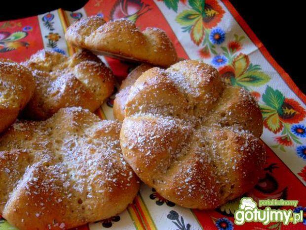 Kajzerki z mąki żytniej