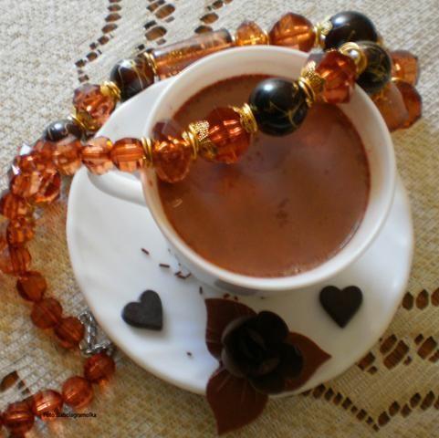 Kakao czekoladowe wg Buni :