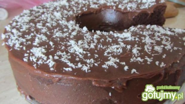 Kakaowe ciasto