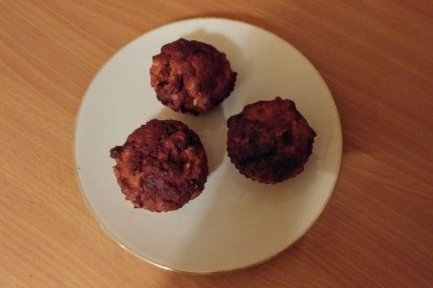 Kakaowe muffinki owsiane