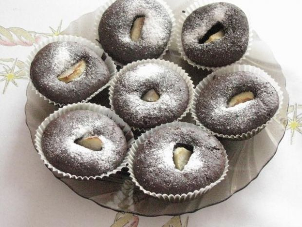Kakaowe mufinki