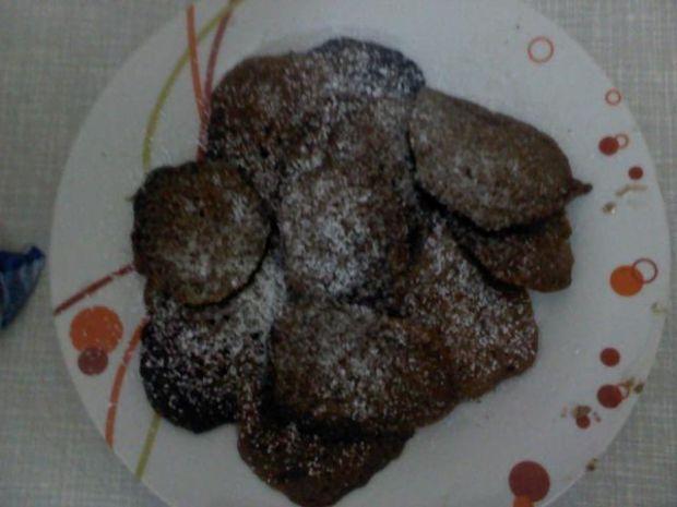 Kakaowe racuszki