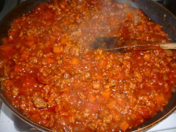 Kalarepka faszerowana po bolońsku