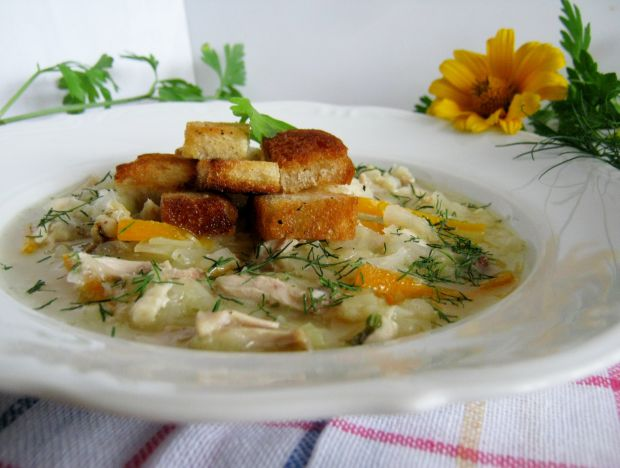 Kapuściana zupa