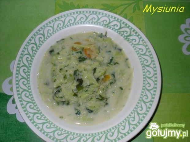 Kapuściana zupka