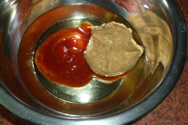 Karkówka grillowana w marynacie musztardowo-ziołow