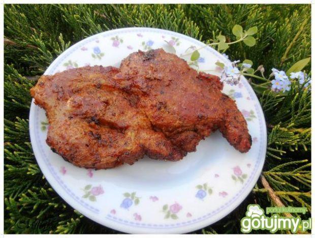 Karkówka Milutkiej z grilla