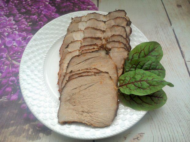Karkówka pieczona na kanapki