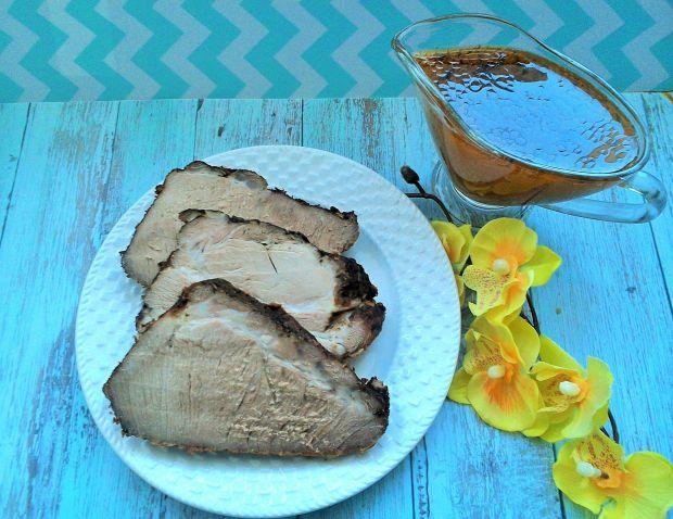 Karkówka pieczona w przyprawie do mięsa