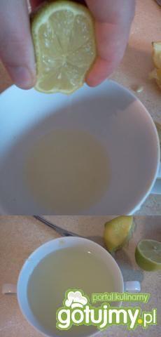 Karkówka w sosie cytrynowym z teriayki