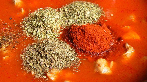 Karkówka w sosie słodko kwaśnym