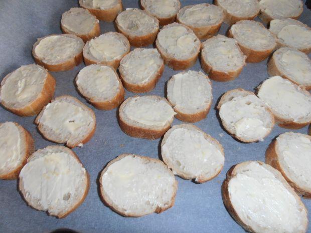 Karnawałowe grzanki z cukinią