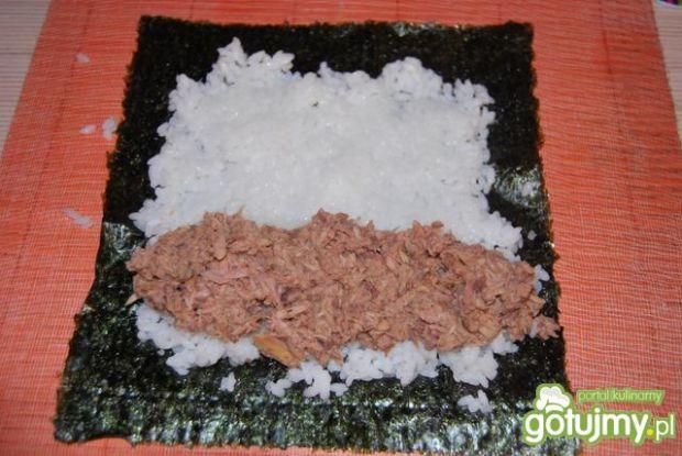Karnawałowe sushi-nie sushi.