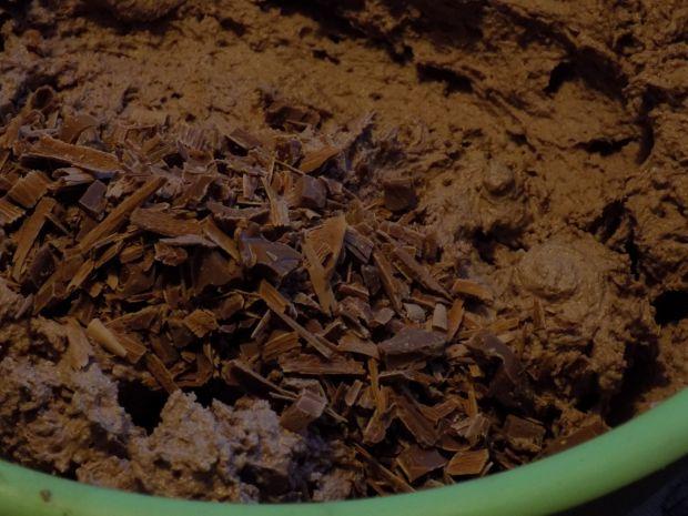 Karpatka z kremem budyniowo-czekoladowym