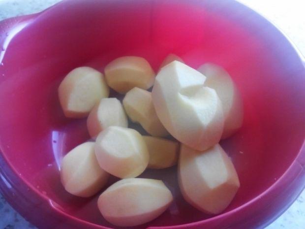 Kartoflak z warzywami