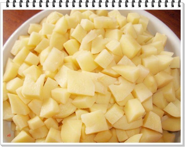 Kartoflanka Eli z warzywami