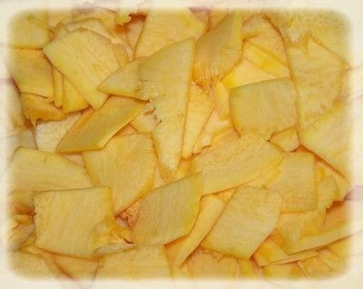 Kartoflanka z dyniową wyspą