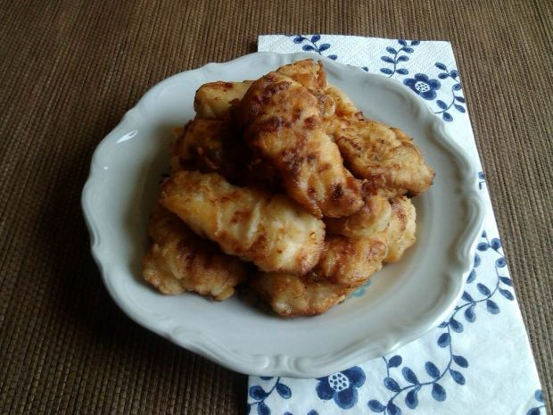 Kąski kurczaka marynowane w mleku
