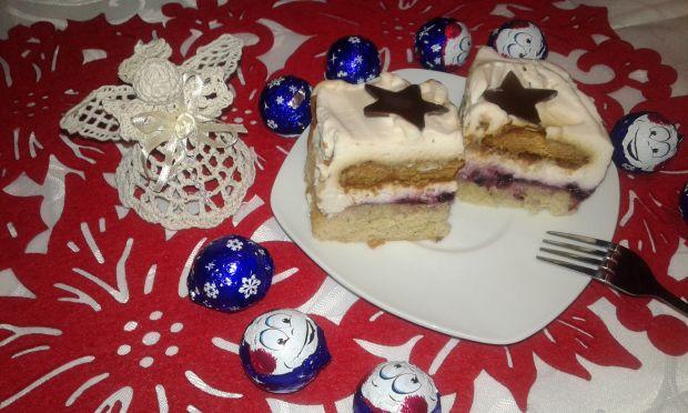 Katarzynkowe ciasto o smaku amaretto