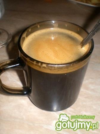 Kawa Latte Macchiatto wg Mychy