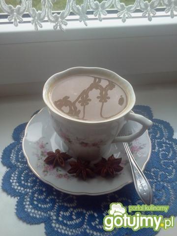 Kawa o smaku anyżowym