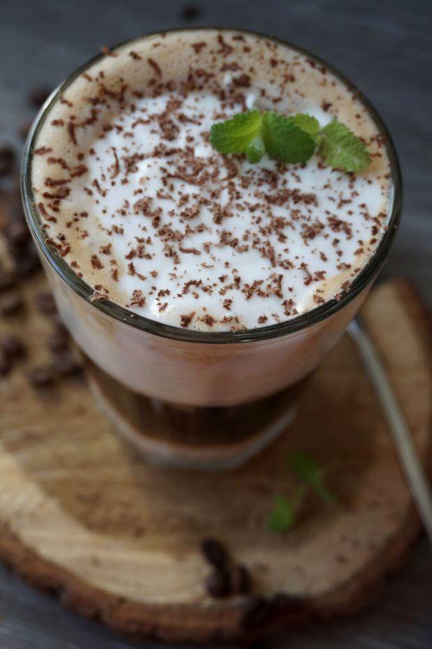 Kawa podwójnie kokosowa