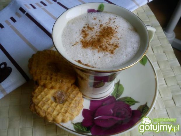 Kawa Tchibo Vanilia Sky z żółktkiem