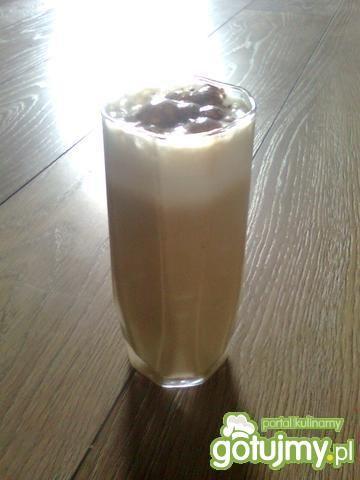 Kawa z żółtkiem