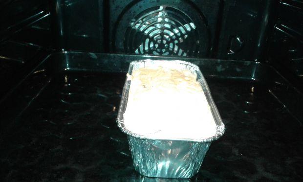 Keks z bakaliami o smaku amaretto