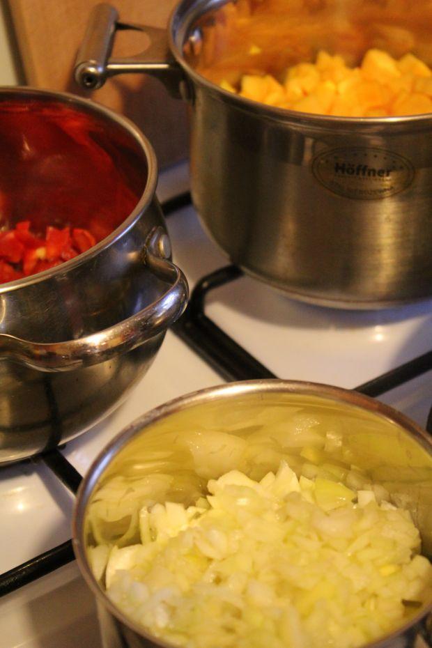Ketchup (sos) z dyni