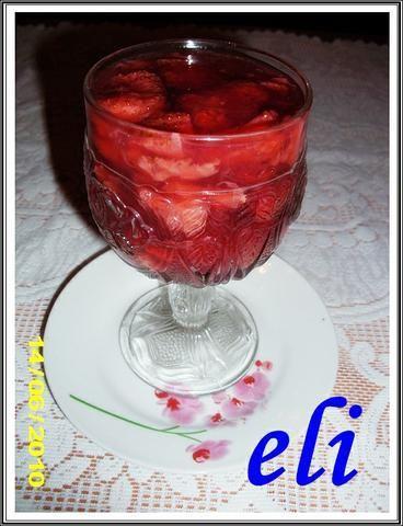 Kisiel truskawkowy Eli