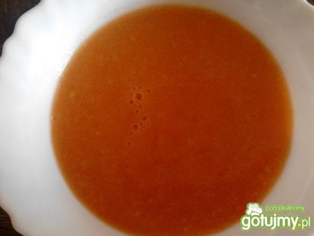 Kleik ryżowo-marchewkowy