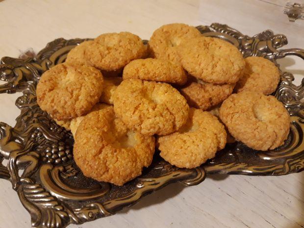 Kleryżki ciasteczka z kleiku ryżowego