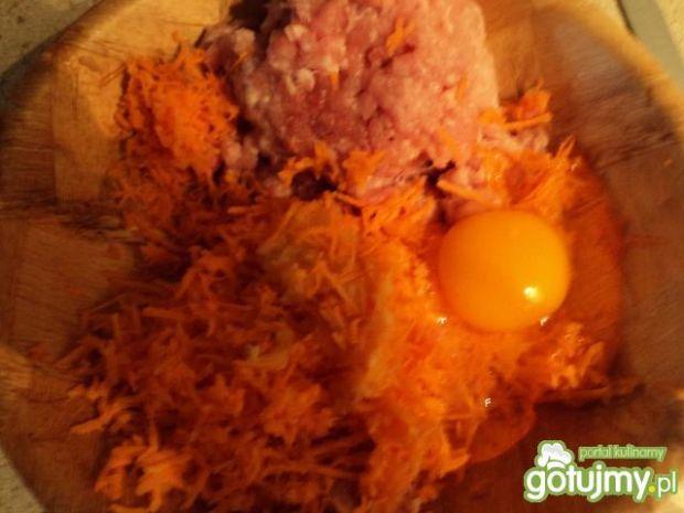 Klopsiki z marchewką
