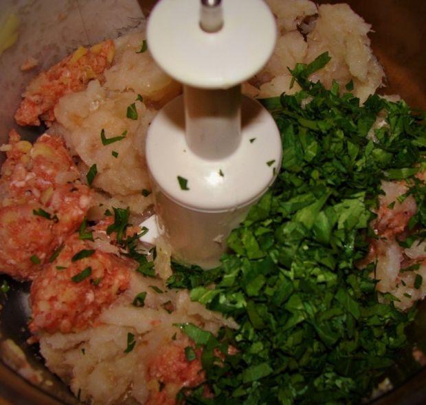 Klopsy mięsno-rybne