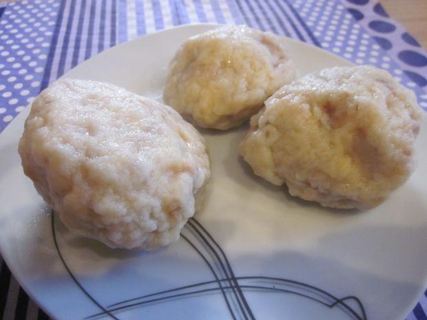 Kluski czeskie- do mięs i sosów