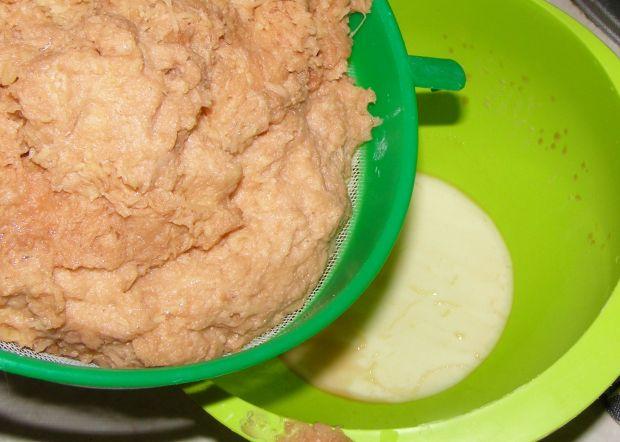 Kluski z surowych ziemniaków