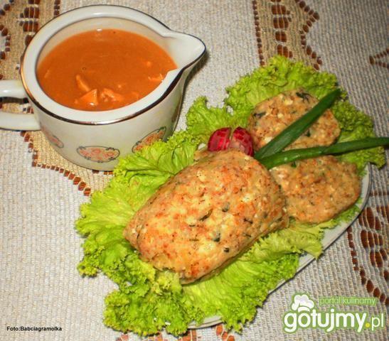 Knedel gryczano-serowy do mięs