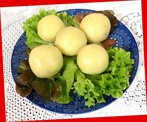 Knedle ziemniaczane z mięsem