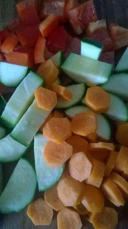 Kociołek warzywny z mięsem mielonym