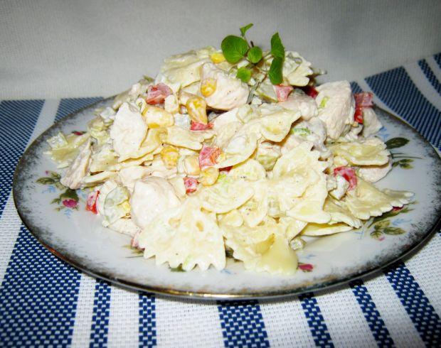 Kokardkowa sałatka