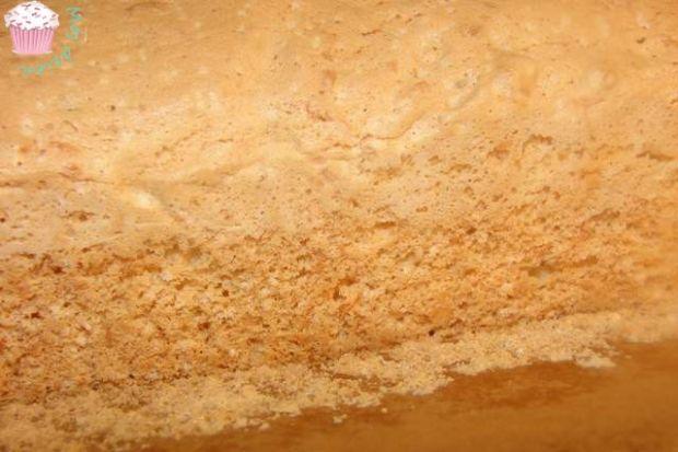 Kokosowa szarlotka
