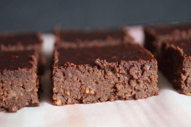 Kokosowe brownie z jaglanką