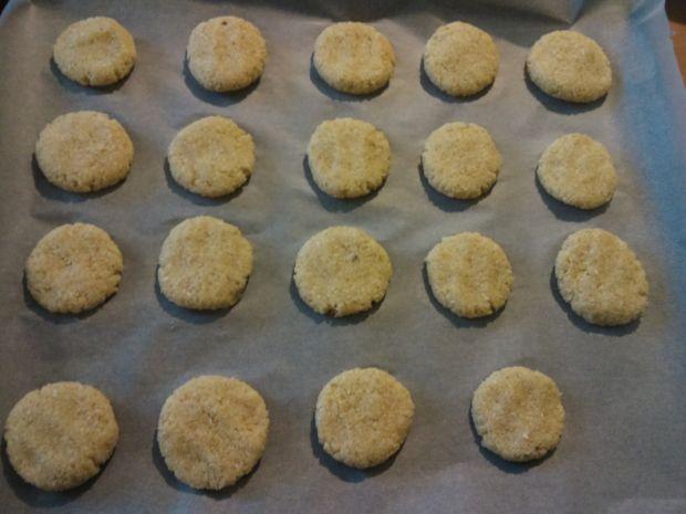 Kokosowe ciasteczka jaglane