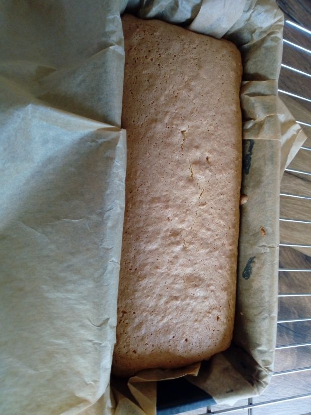 Kokosowe ciasto bezglutenowe